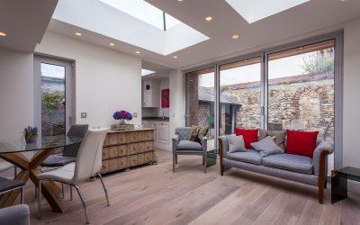 Cottage Renovation, Ballsbridge, Dublin