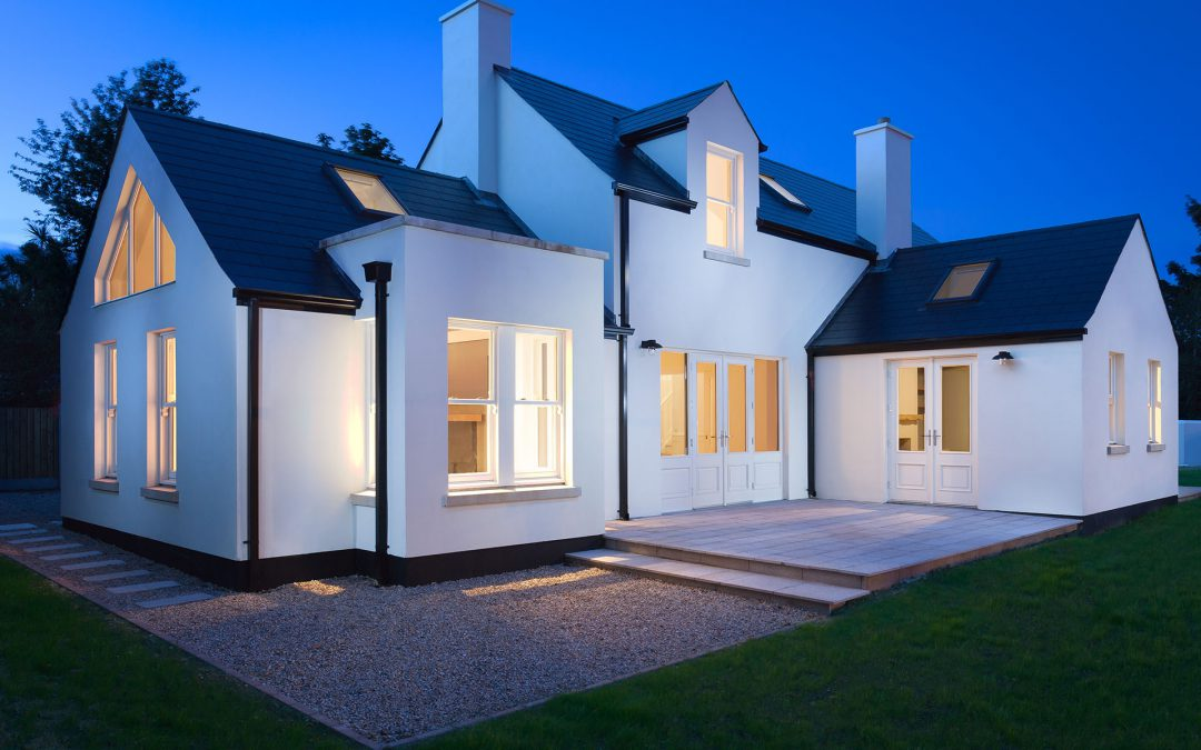 New house build kilcoole co wicklow mds construction site for Build your new home