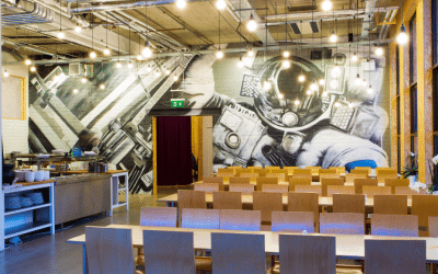 Re-fit of commercial business premises, Dublin