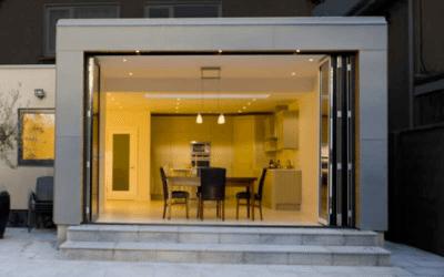 House extension project, Phibsboro, Dublin